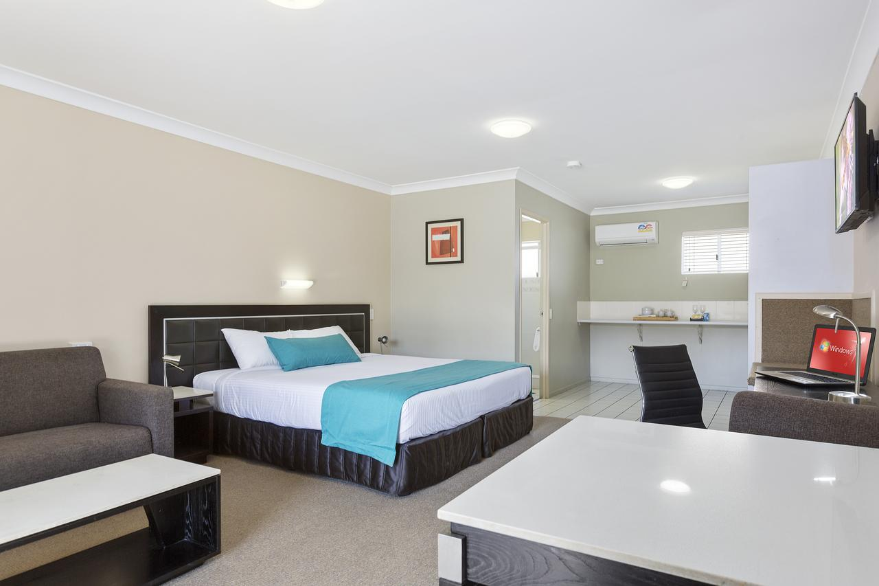 Comfort Inn North Brisbane - Lightning Ridge Tourism