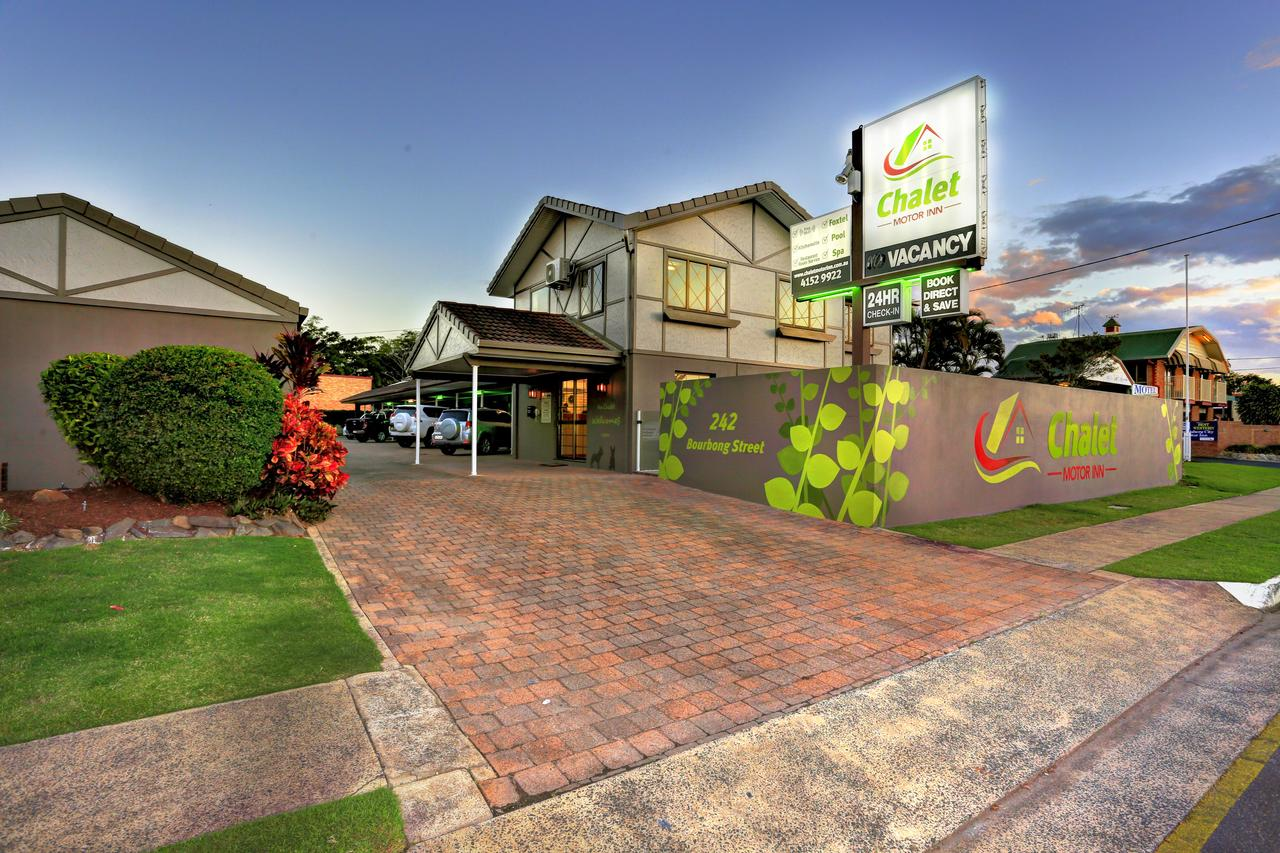 Chalet Motor Inn - Lightning Ridge Tourism